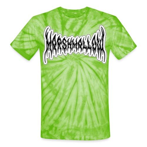 BRUTAL MARSHMALLOW - Unisex Tie Dye T-Shirt