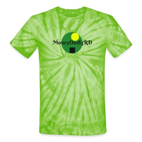 MoneyOn183rd - Unisex Tie Dye T-Shirt