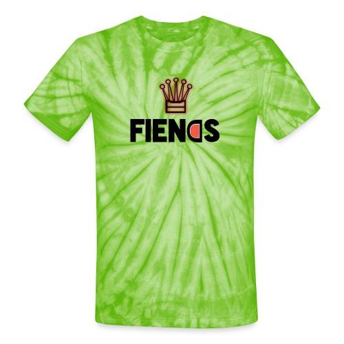 Fiends Design - Unisex Tie Dye T-Shirt