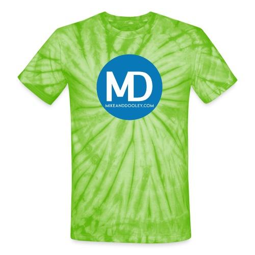 Mike & Dooley - Unisex Tie Dye T-Shirt