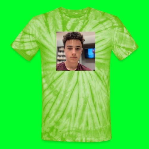 denver marcelli - Unisex Tie Dye T-Shirt