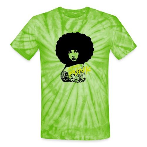 afropunk - Unisex Tie Dye T-Shirt