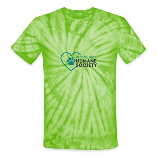AAHS LOGO - Unisex Tie Dye T-Shirt