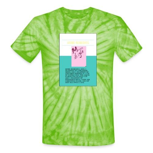 Support.SpreadLove - Unisex Tie Dye T-Shirt