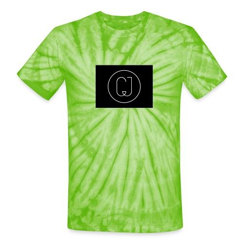 CJ - Unisex Tie Dye T-Shirt