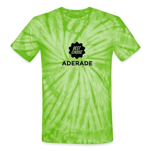 Drawing 1 png - Unisex Tie Dye T-Shirt
