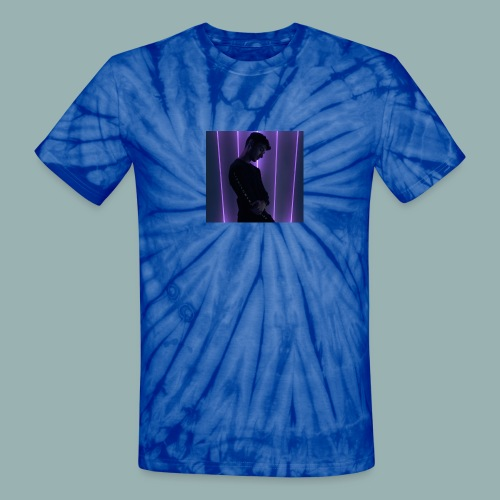 Europian - Unisex Tie Dye T-Shirt
