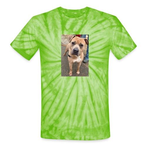 Brute Pup - Unisex Tie Dye T-Shirt