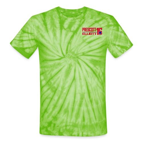 Prescott/Elliott 16 - Unisex Tie Dye T-Shirt