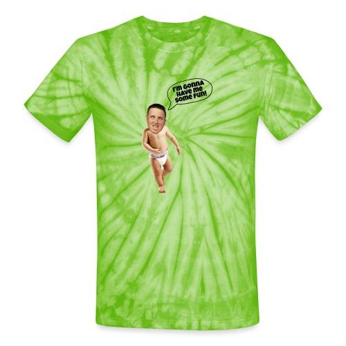 top5 baby - Unisex Tie Dye T-Shirt