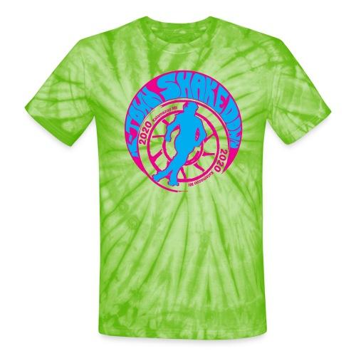K Town 2020 CyanClassic - Unisex Tie Dye T-Shirt