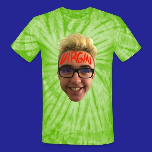 VIRGIN - Unisex Tie Dye T-Shirt