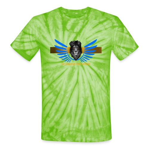 The conscious Truth network png - Unisex Tie Dye T-Shirt