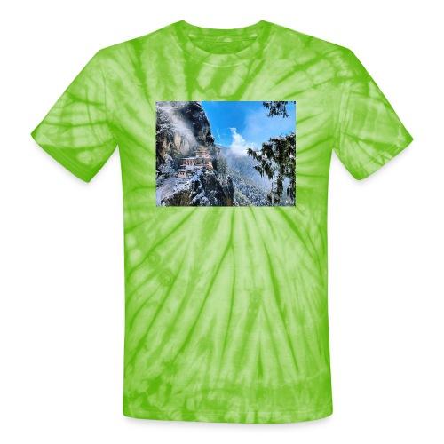 c93418b3f31d67f2427ed01080516308 - Unisex Tie Dye T-Shirt
