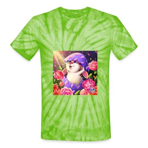 Dieters Gameroom Designs - Unisex Tie Dye T-Shirt