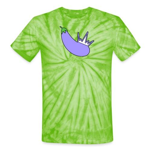 King Plant - Unisex Tie Dye T-Shirt