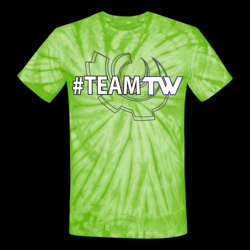 TeamTW - Unisex Tie Dye T-Shirt