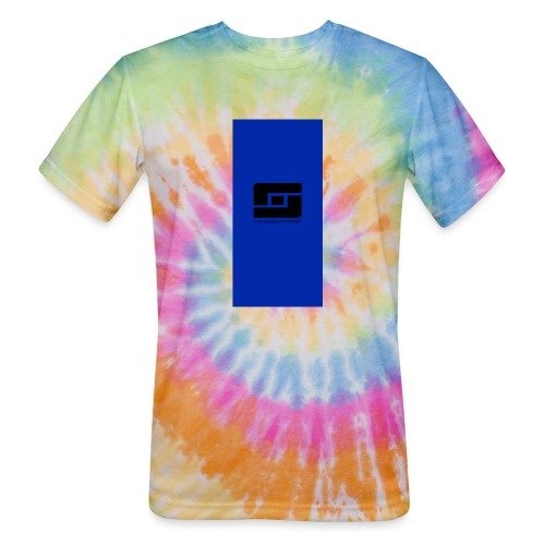 blacks i5 - Unisex Tie Dye T-Shirt