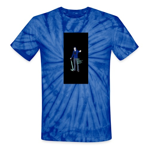 stuff i5 - Unisex Tie Dye T-Shirt