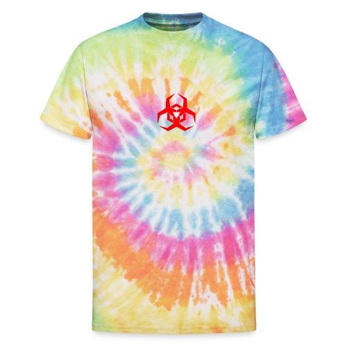 HazardMartyMerch - Unisex Tie Dye T-Shirt