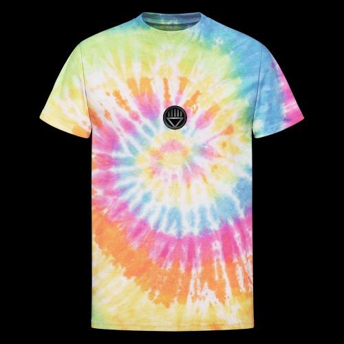 Knight654 Logo - Unisex Tie Dye T-Shirt