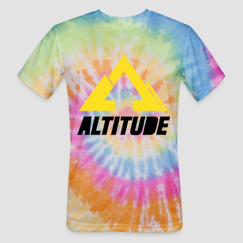 Empire Collection - Yellow 2 - Unisex Tie Dye T-Shirt
