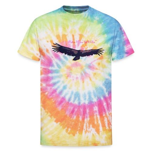 CaliLiliCondor™WHT©C.Lili - Unisex Tie Dye T-Shirt