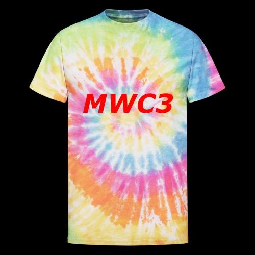 MWC3 T-SHIRT - Unisex Tie Dye T-Shirt