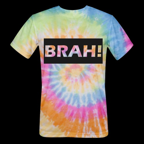 BRAH - Unisex Tie Dye T-Shirt