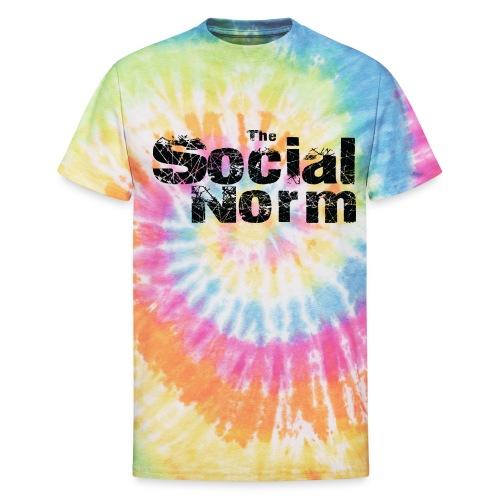 The Social Norm Official Merch - Unisex Tie Dye T-Shirt
