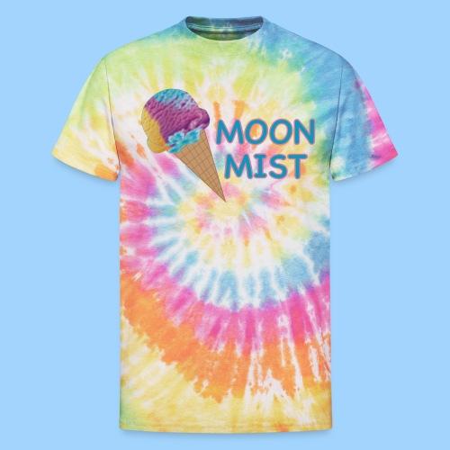 Moon Mist - Unisex Tie Dye T-Shirt