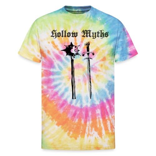 Hollow Myths Fantasy - Unisex Tie Dye T-Shirt