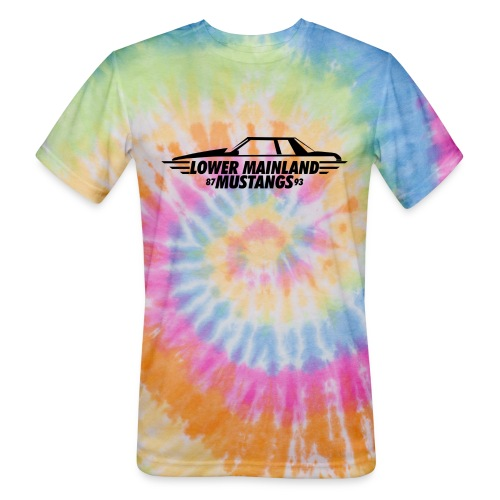 Notch1 - Unisex Tie Dye T-Shirt