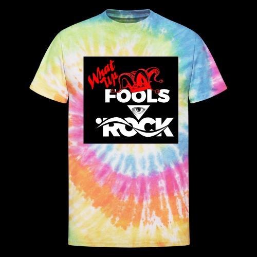 Fool design - Unisex Tie Dye T-Shirt
