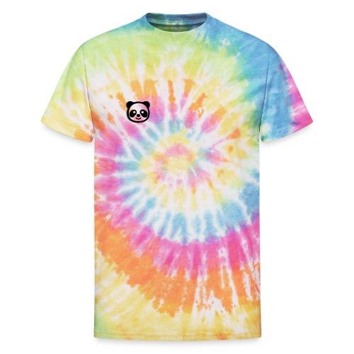 Panda Palace - Unisex Tie Dye T-Shirt