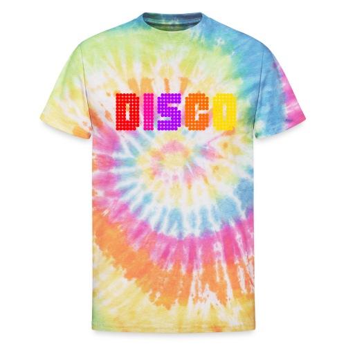 disco - Unisex Tie Dye T-Shirt