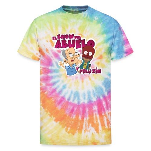 El Show del Abuelo - Unisex Tie Dye T-Shirt