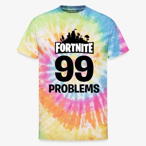 99 Players, 99 Graves - Unisex Tie Dye T-Shirt