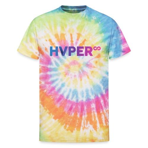 HVPER - Unisex Tie Dye T-Shirt