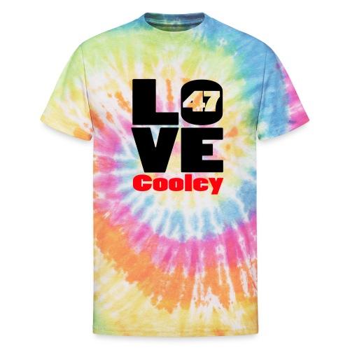 lovecooley - Unisex Tie Dye T-Shirt