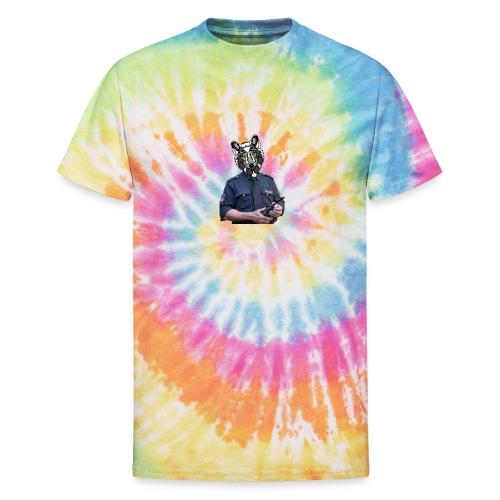 wolf police - Unisex Tie Dye T-Shirt
