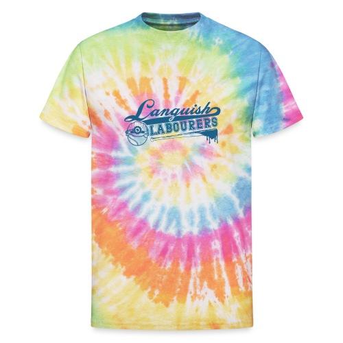 Languish Labourer's Baseball - Unisex Tie Dye T-Shirt