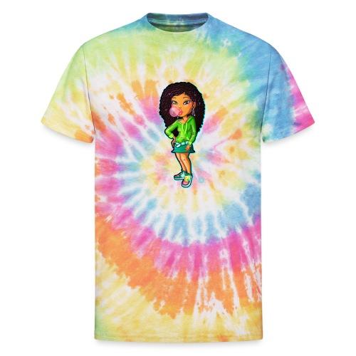 Kohko - Unisex Tie Dye T-Shirt