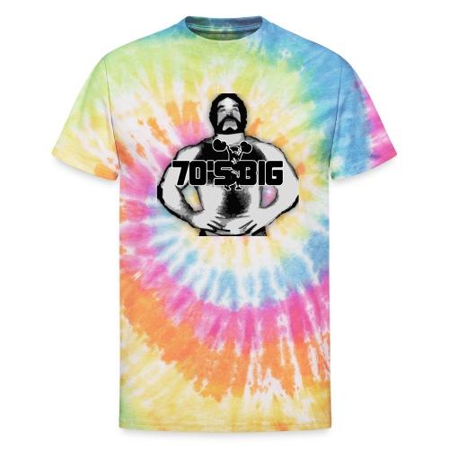 70sbig - Unisex Tie Dye T-Shirt