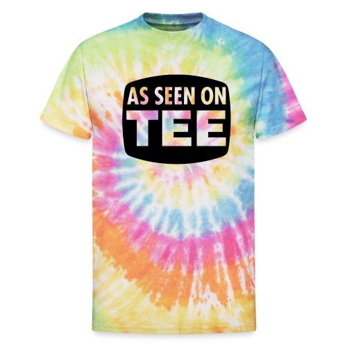 As Seen On Tee - Unisex Tie Dye T-Shirt