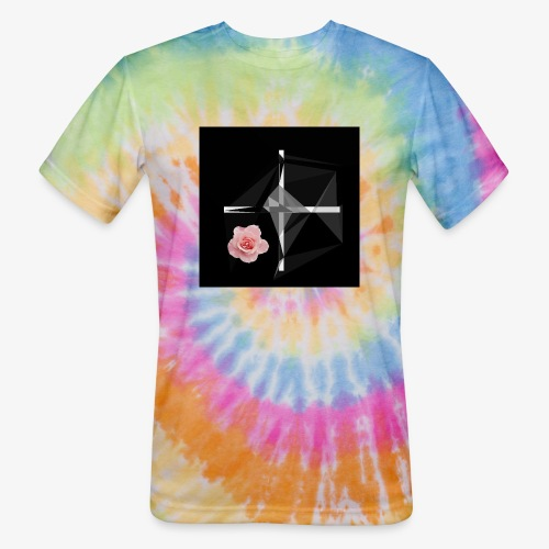 Roses and their thorns - Unisex Tie Dye T-Shirt