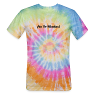 Do not Give Up (Spanish) No Te Rindas Motivational - Unisex Tie Dye T-Shirt
