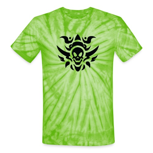 tattoo PNG5487 - Unisex Tie Dye T-Shirt
