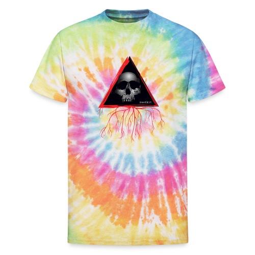 Rootkit Hoodie - Unisex Tie Dye T-Shirt