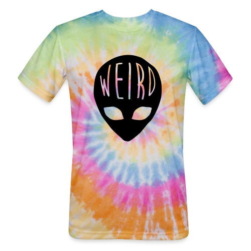 Out Of This World - Unisex Tie Dye T-Shirt